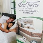 "Eco Terra 11"" Luxury Latex Mattress"