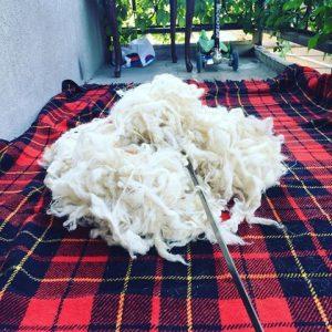wool for mattress