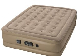 Insta-Bed Never Flat Queen Air Mattress