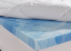Sleep Innovations Queen-Sized Dual Layer