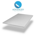 Advanced Sleep Solutions Gel Memory Foam 2-Inch