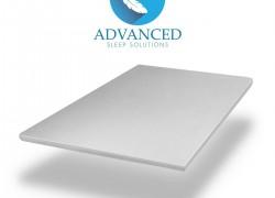 Advanced Sleep Solutions Gel Memory Foam 2-Inch