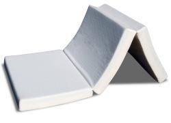 4-Inch Best Price Mattress Tri-Fold Mattress