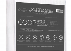 Coop Home Goods Ultra Luxe Mattress Pad Protector