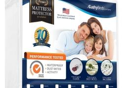 CushyBeds Mattress Protector