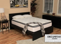 DreamFoam Ultimate Dreams Coil Pillow Top Mattress