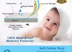 Handy Laundry Premium Twin Mattress Cover