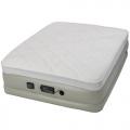 Insta-Bed Never Flat Pump Raised Pillow Top Air Mattress