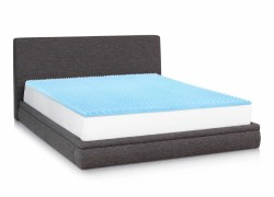 Linenspa Gel-Infused 2-Inch Memory Foam