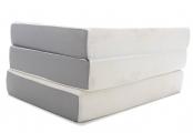 Milliard Tri-fold Mattress Memory Foam Queen