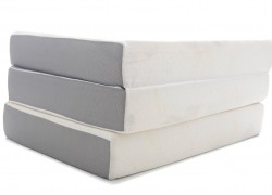 Milliard Tri-fold Mattress Memory Foam Queen