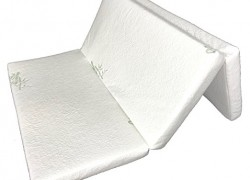 Folding Pack-n-Play Mattress with Latex Core