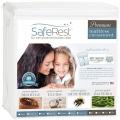 SafeRest Premium Mattress Protector Zippered Design