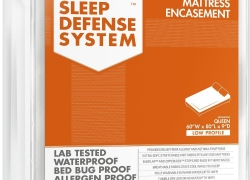 Hospitology Original Sleep Defense System Mattress Encasement