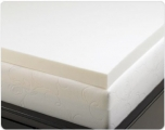 Memory Foam Solutions Visco Elastic Mattress topper