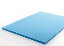 Sleep Master Gel Memory Foam 2 Inch Topper