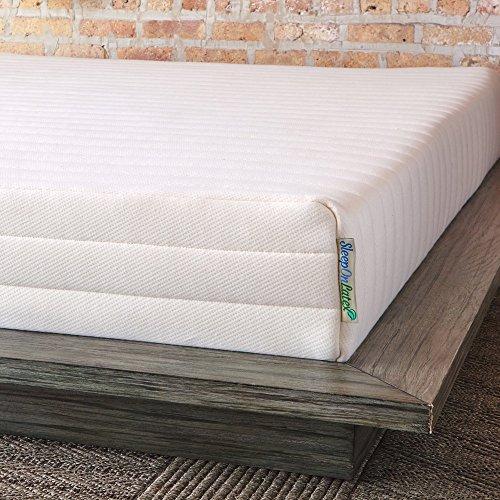 Pure Green Natural Latex Mattress Review Handsonmattress Com