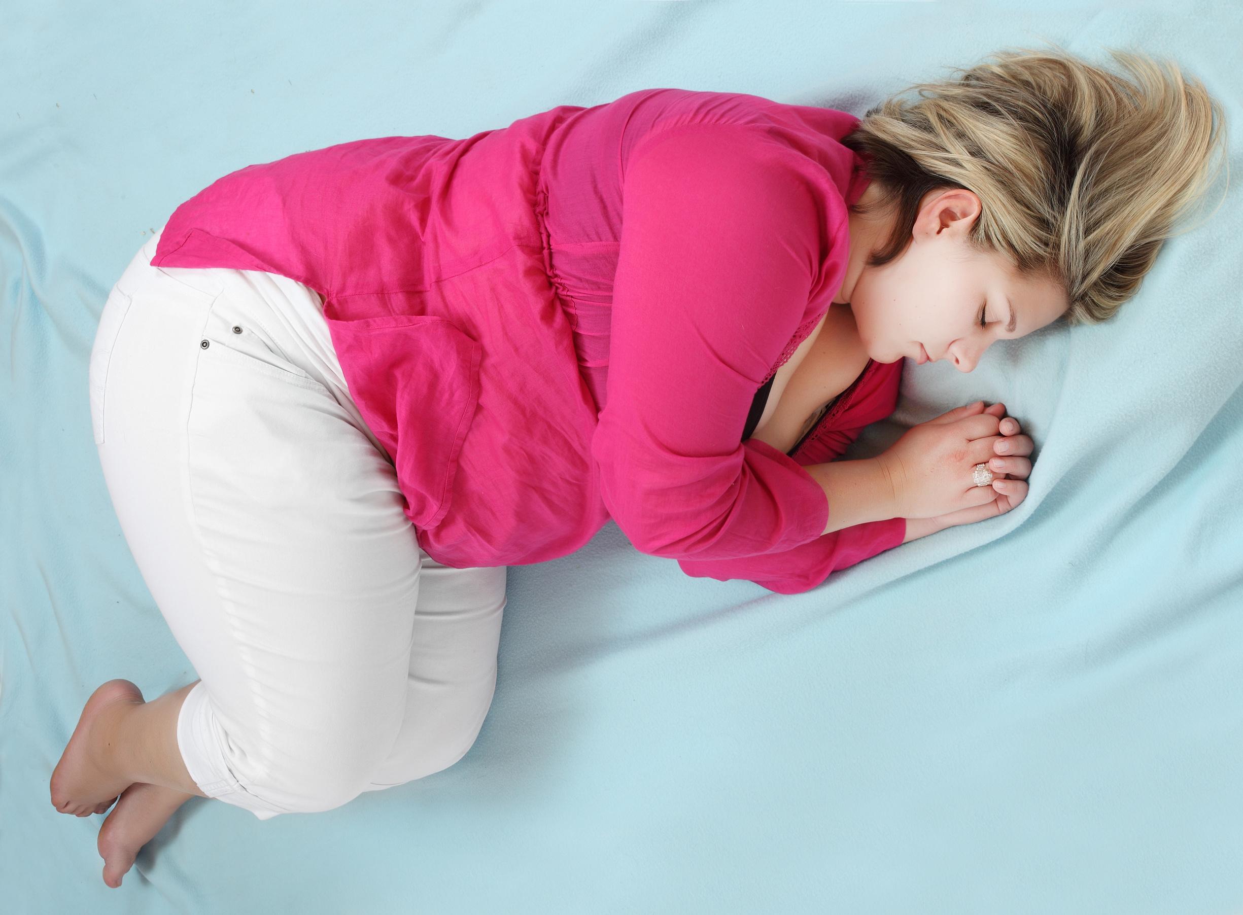 Sleeping Overweight Woman Handsonmattress Com